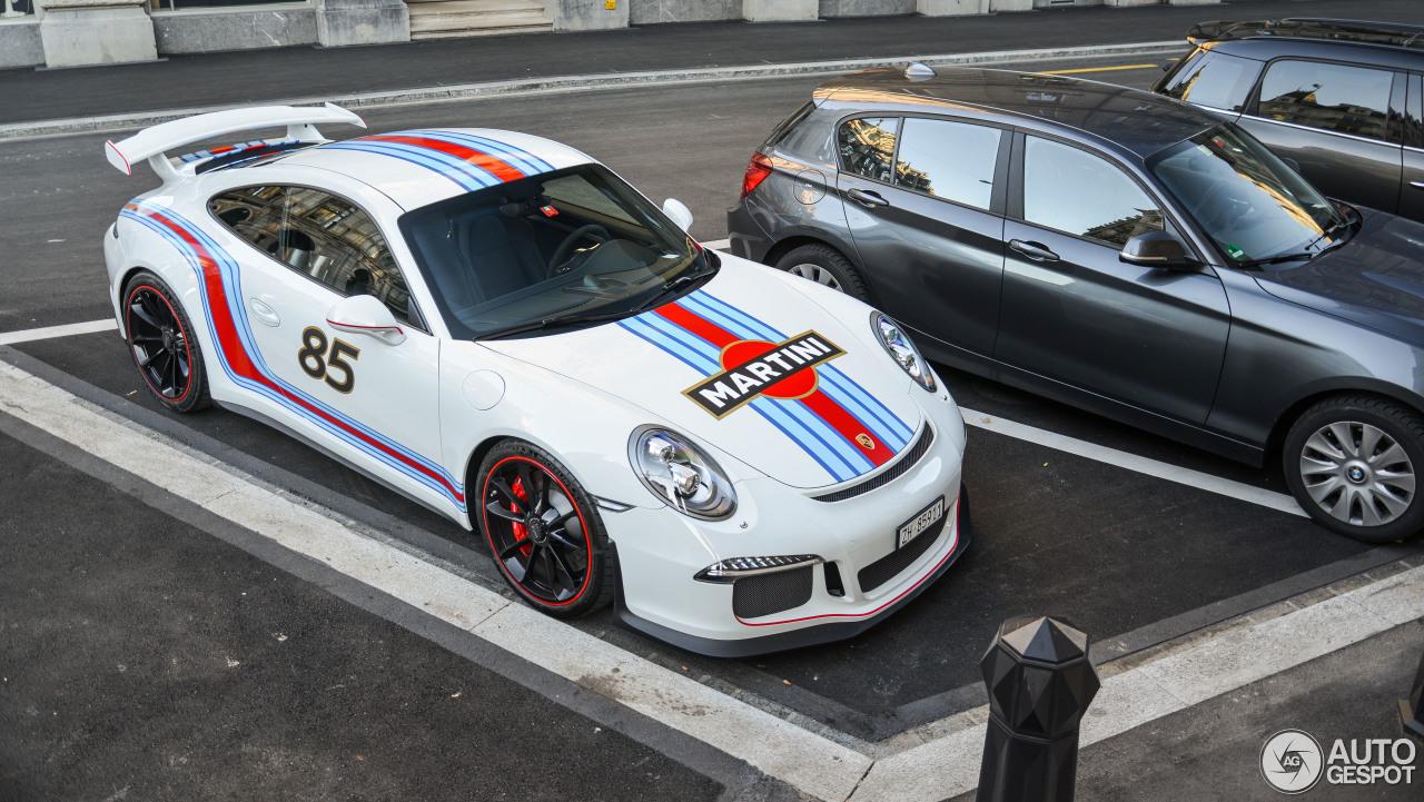 Porsche 991 GT3 - 19 July 2014 - Autogespot