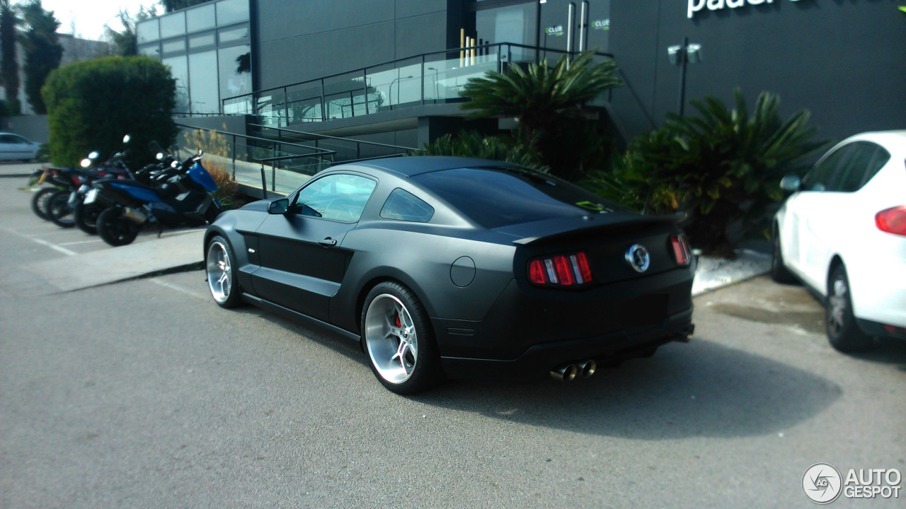 Ford Mustang Shelby Gt500 2010 20 July 2014 Autogespot
