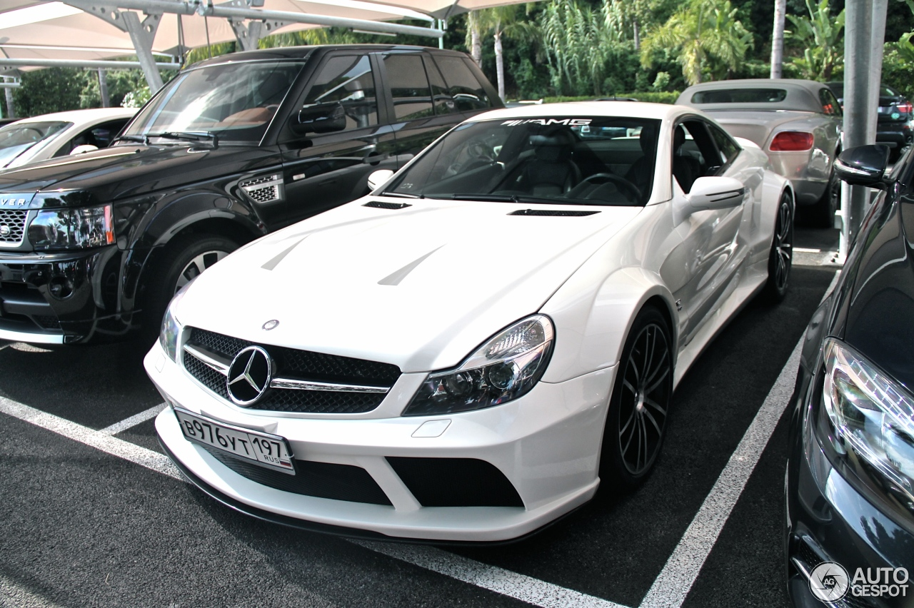 Mercedes benz sl 65 amg black series 20 july 2014 for Mercedes benz sl65 amg black series price