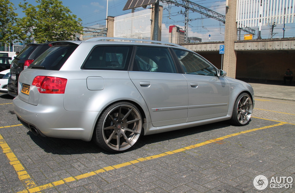 Audi Rs4 Avant B7 Apr Performance 21 Juli 2014 Autogespot