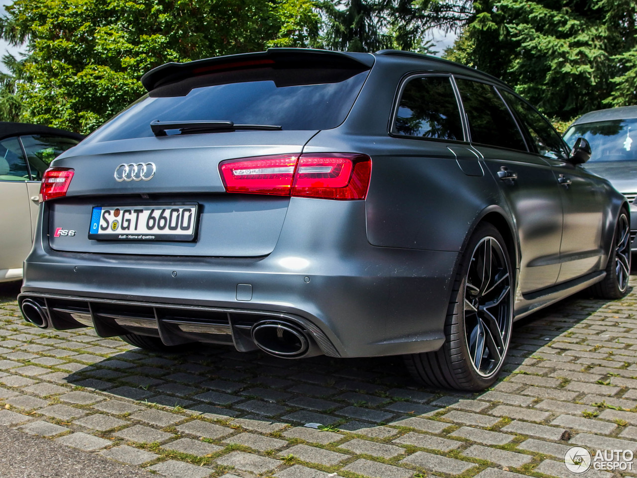 audi rs6 avant c7 21 juillet 2014 autogespot. Black Bedroom Furniture Sets. Home Design Ideas