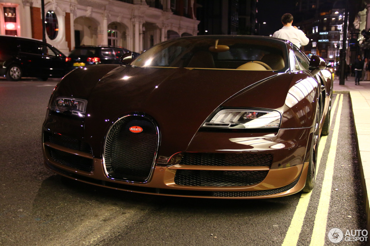 bugatti veyron 16 4 grand sport vitesse rembrandt bugatti 21 july 2014 autogespot. Black Bedroom Furniture Sets. Home Design Ideas