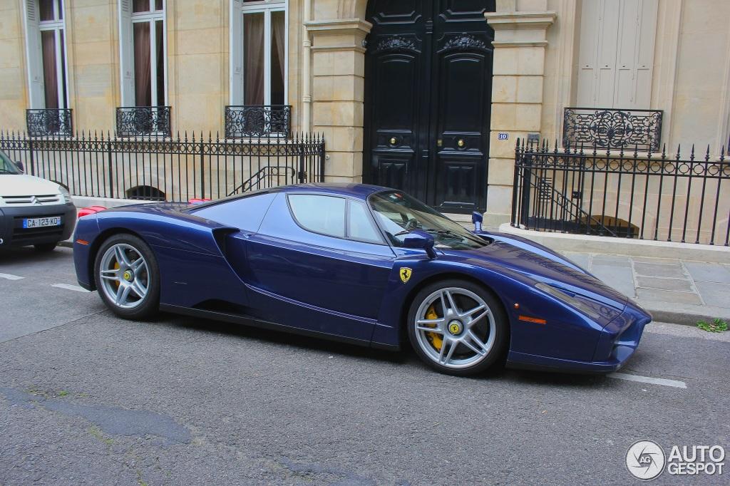 Ferrari Enzo Ferrari 22 July 2014 Autogespot
