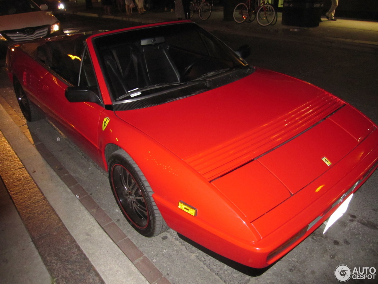ferrari mondial t cabriolet 22 july 2014 autogespot. Black Bedroom Furniture Sets. Home Design Ideas