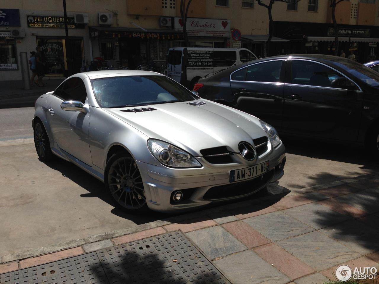 Mercedes benz slk 55 amg r171 22 july 2014 autogespot for 2014 mercedes benz slk350