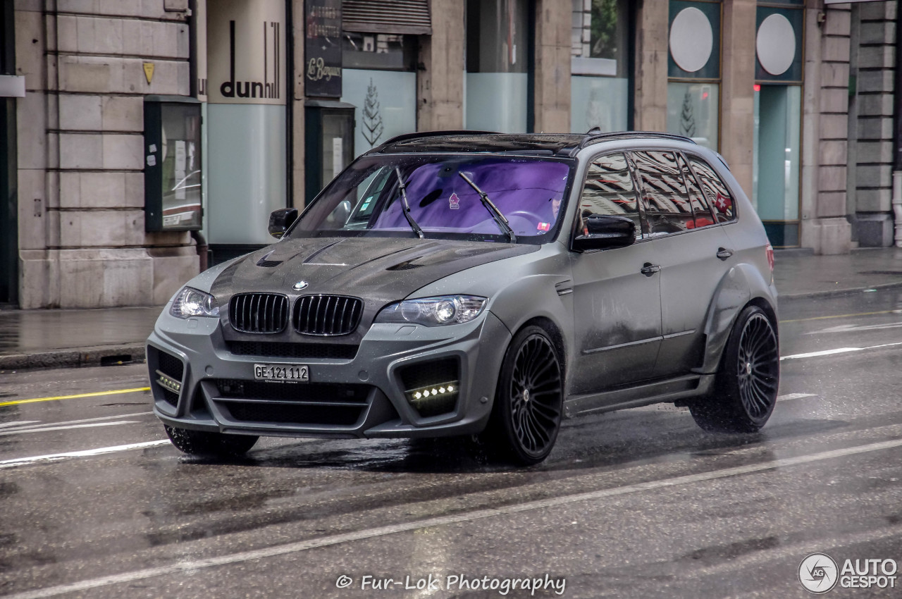 Bmw 2005 Black BMW G-Power X5 M Typho...