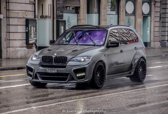BMW G-Power X5 M Typhoon
