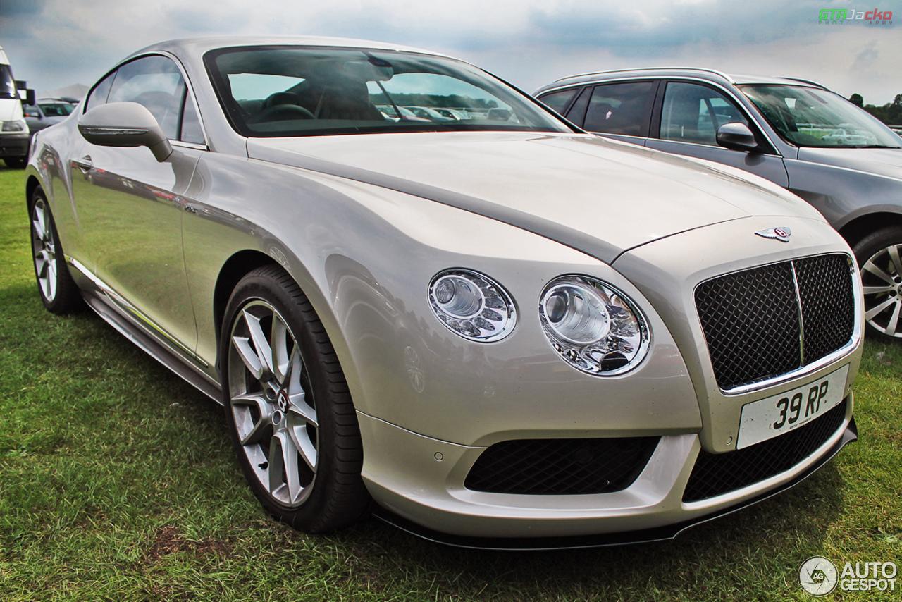 Bentley Continental Gt V8 S 24 July 2014 Autogespot