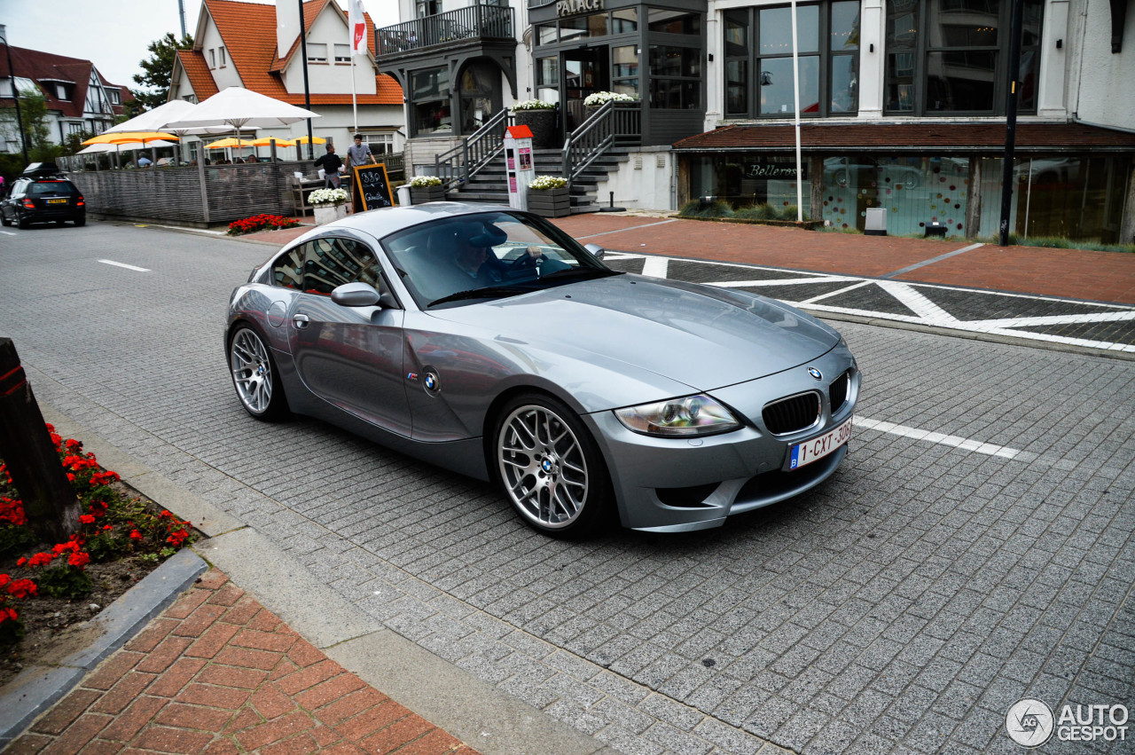 Bmw Z4 M Coup 233 24 July 2014 Autogespot