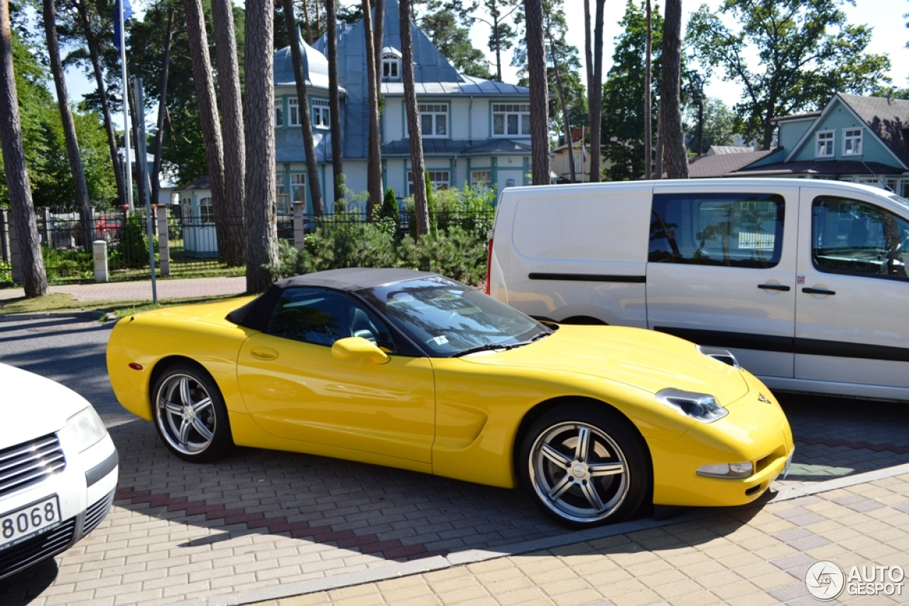 Chevrolet Corvette C5 Convertible - 24 July 2014 - Autogespot
