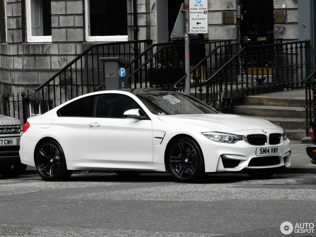Bmw M4 F82 Coup 233 25 July 2014 Autogespot