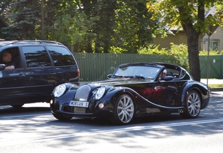 Morgan Aeromax Roadster