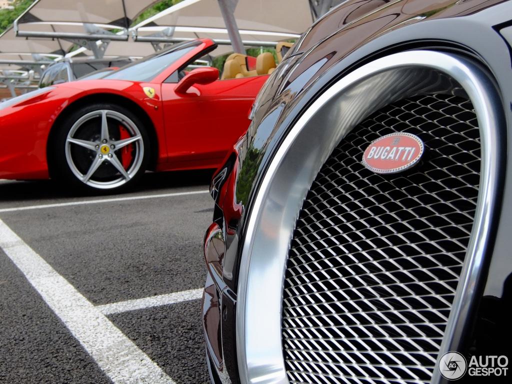 bugatti veyron 16 4 grand sport vitesse 26 julho 2014 autogespot. Black Bedroom Furniture Sets. Home Design Ideas