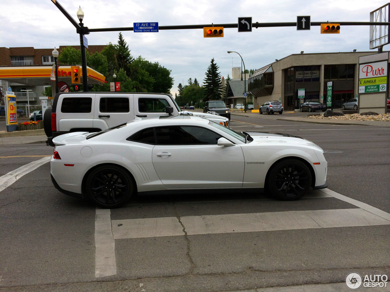 Camaro Zl1 White 2014 Www Pixshark Com Images