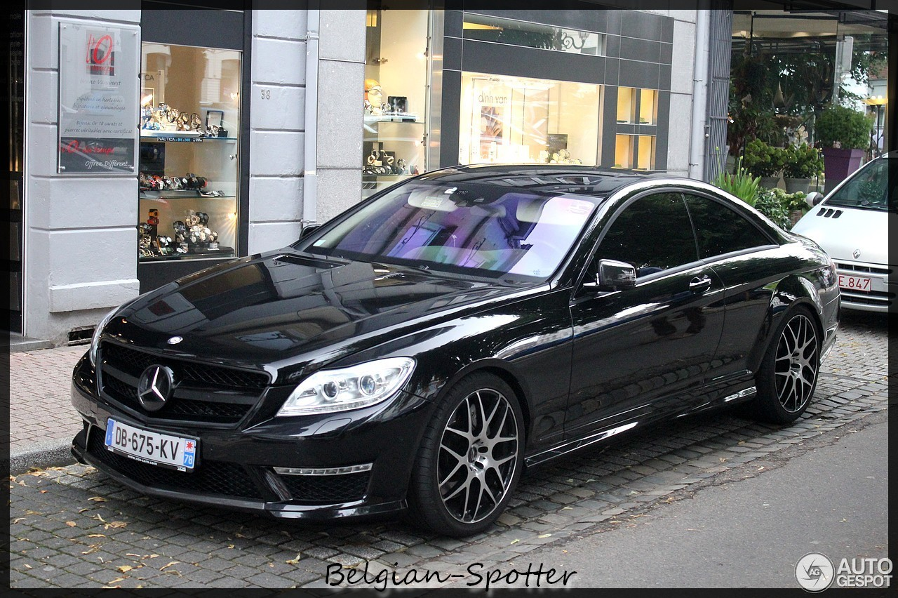 mercedes benz cl 63 amg c216 2011 26 july 2014 autogespot. Black Bedroom Furniture Sets. Home Design Ideas