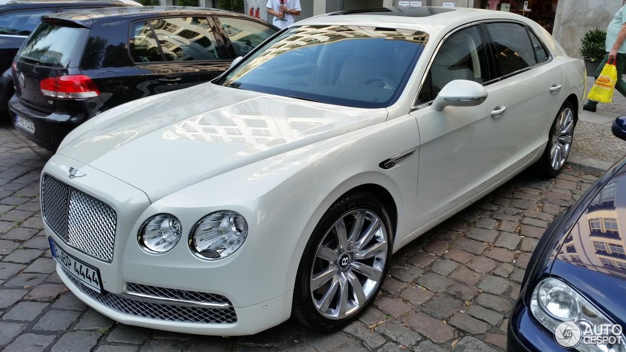 Bentley Flying Spur W12 27 July 2014 Autogespot