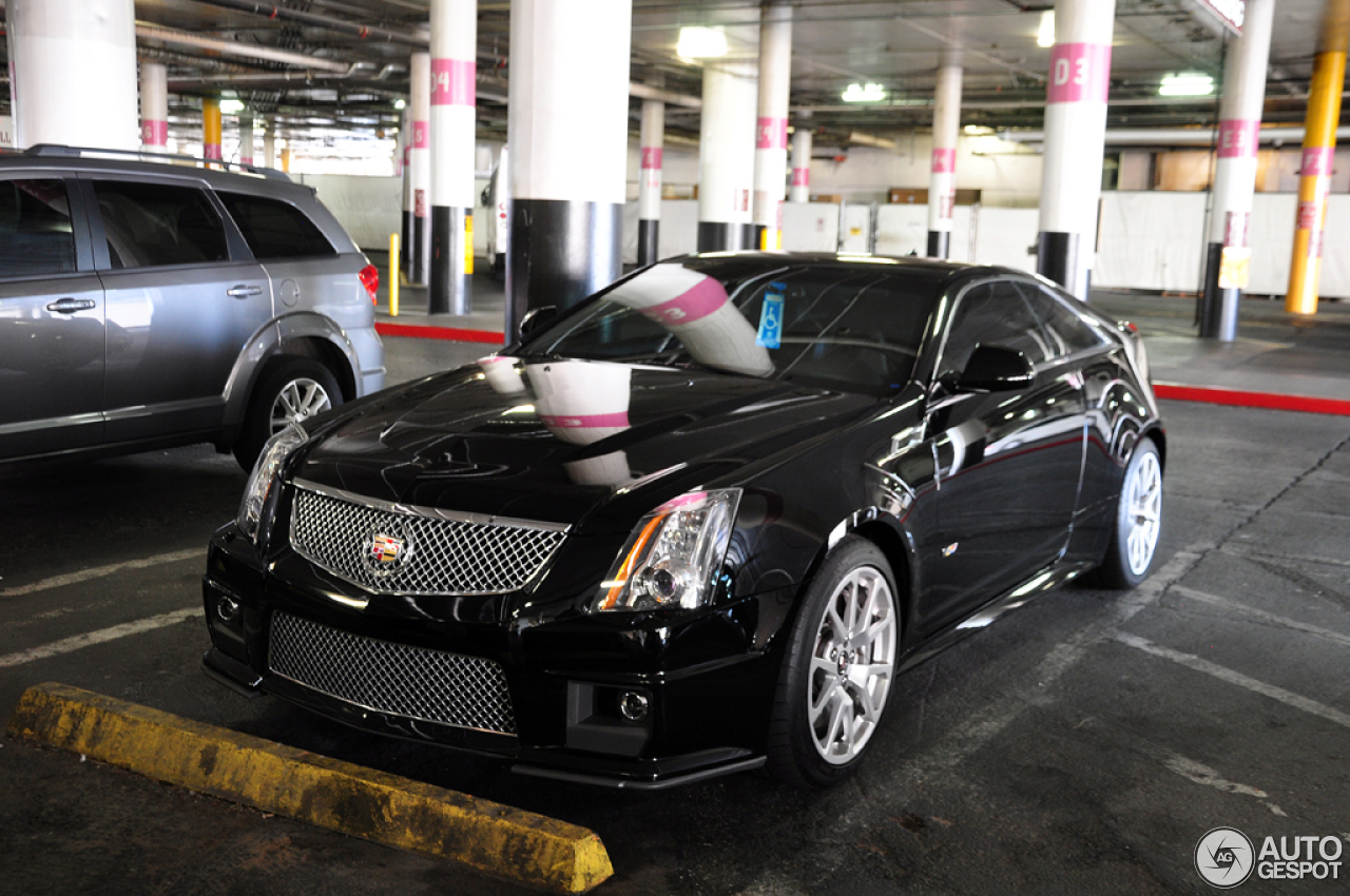cadillac cts v coup 27 july 2014 autogespot. Black Bedroom Furniture Sets. Home Design Ideas