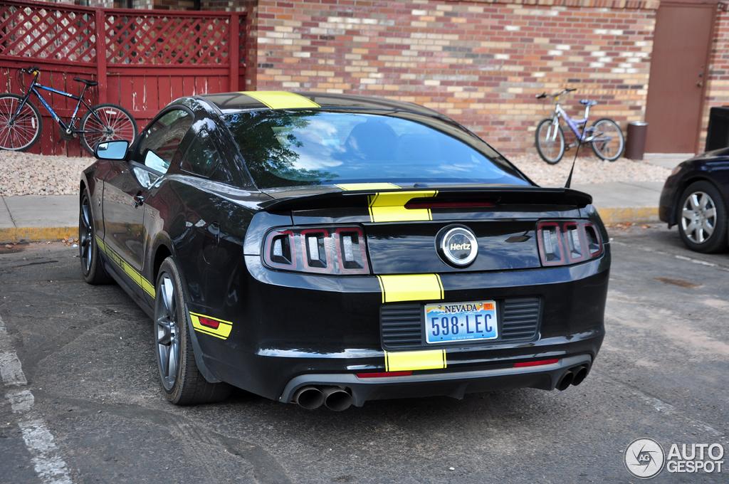 Ford Mustang Penske Gt 2013 27 July 2014 Autogespot