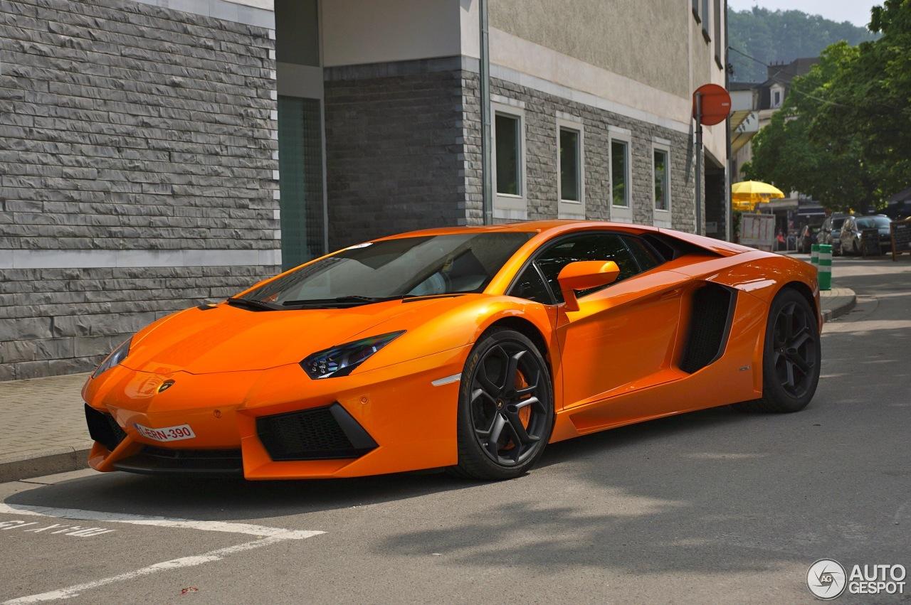 Lamborghini Aventador Lp700 4 27 July 2014 Autogespot