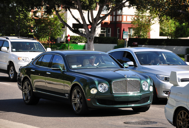 Bentley Mulsanne Le Mans Limited Edition