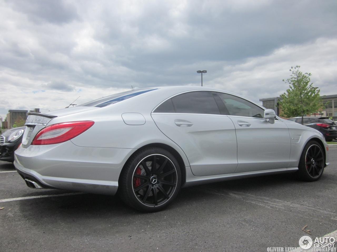 Mercedes benz cls 63 amg s c218 28 july 2014 autogespot for 2014 mercedes benz cls550 0 60
