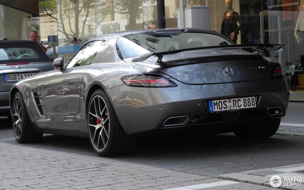 Mercedes benz sls amg gt final edition 28 july 2014 for 2015 mercedes benz sls amg for sale