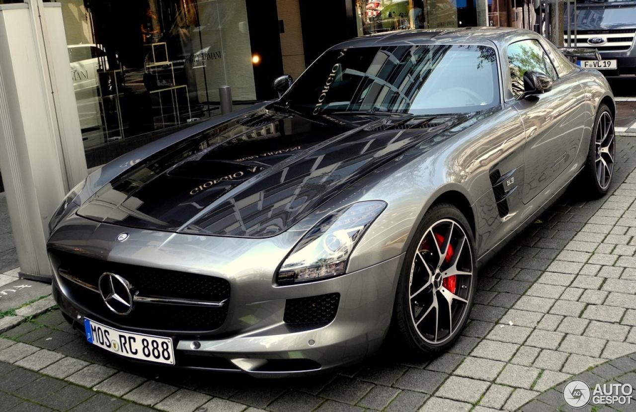 Mercedes benz sls amg gt final edition 28 july 2014 for 2014 mercedes benz sls amg price