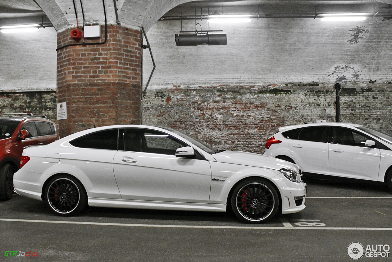 Mercedes Benz C 63 Amg Coup 233 Edition 125 29 July 2014