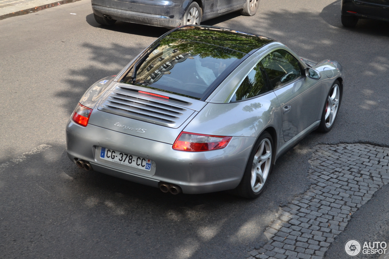 Porsche 997 Targa 4s Mki 29 July 2014 Autogespot