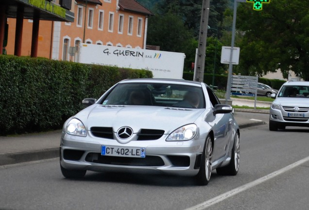 Mercedes-Benz SLK 55 AMG R171 Black Series