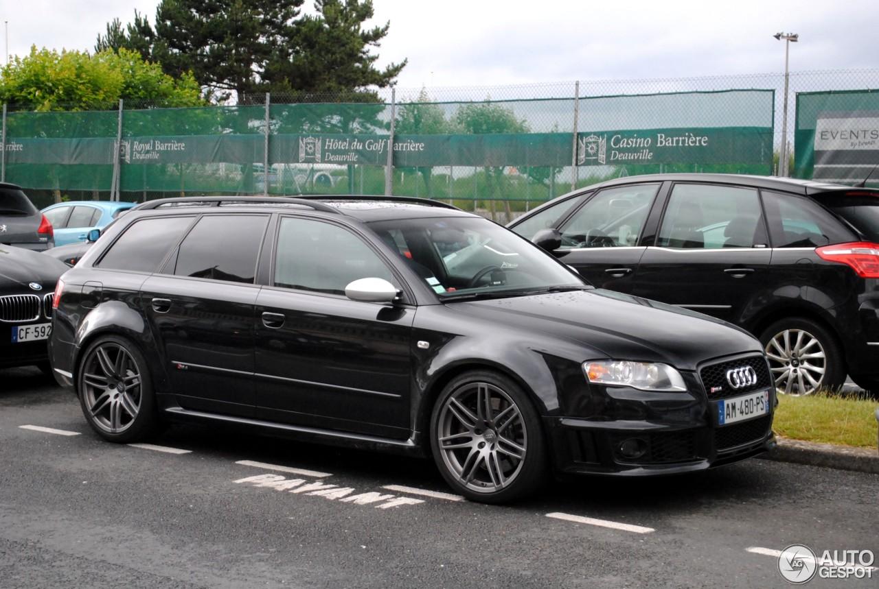 Audi rs4 avant b7 30 2014 autogespot for The avant