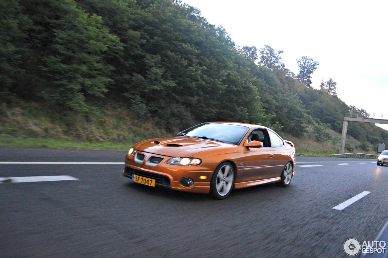 Pontiac Gto 6 0 30 July 2014 Autogespot