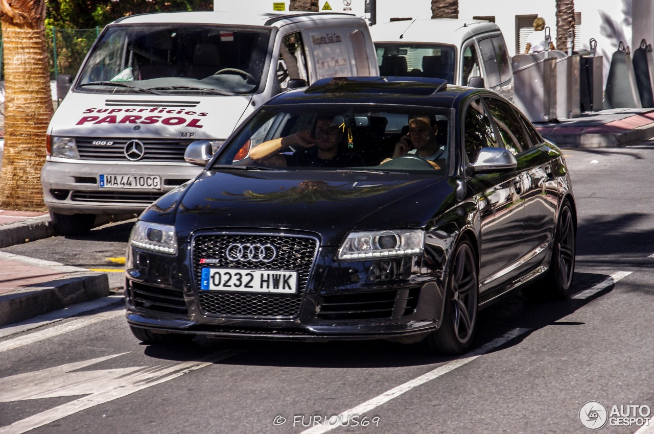 Audi MTM RS6 Sedan C6 - 31 July 2014 - Autogespot