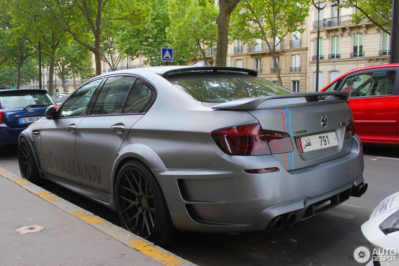 BMW Hamann M5 F10 - 1 August 2014 - Autogespot