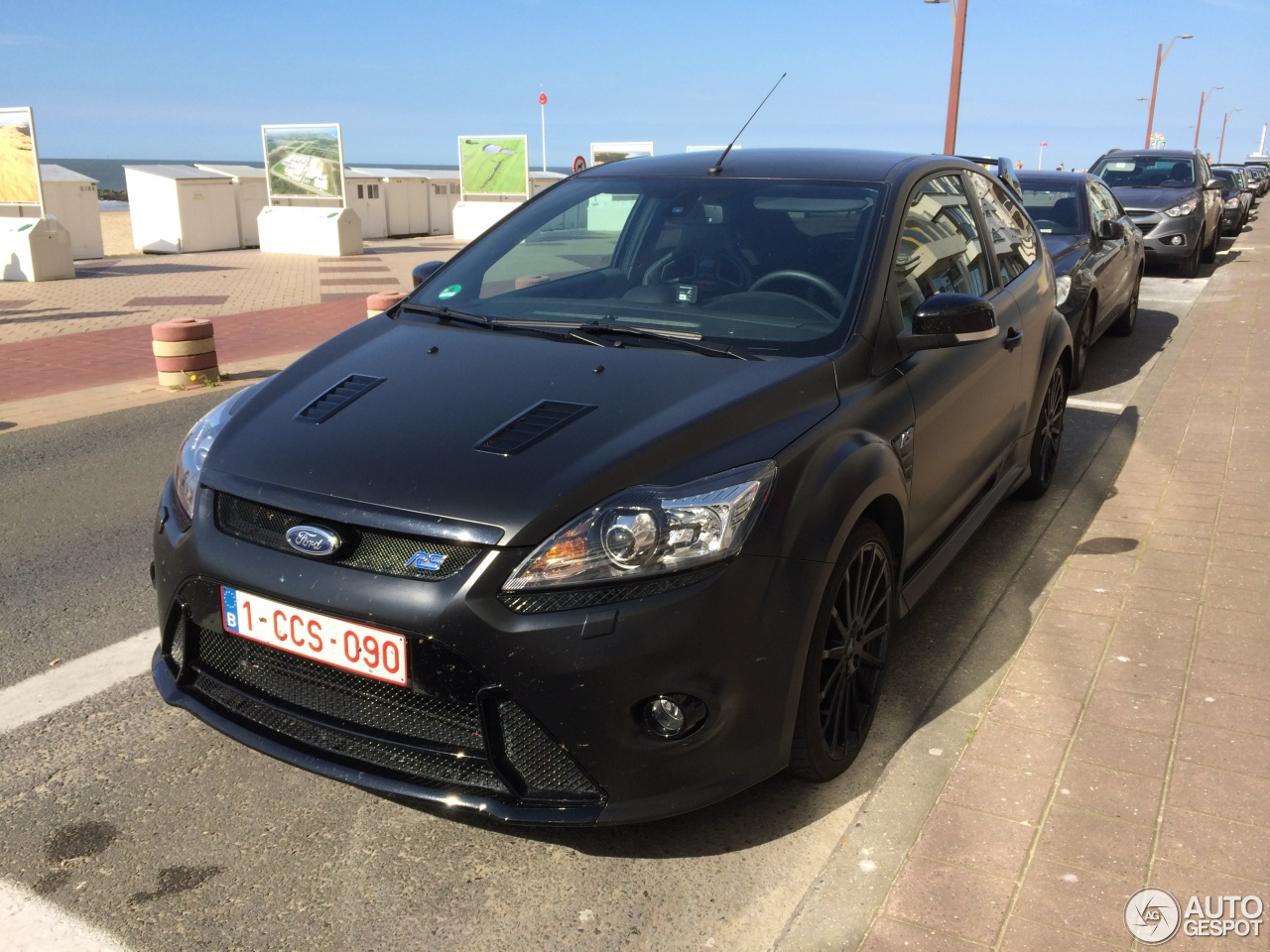 ford focus rs 500 1 augustus 2014 autogespot. Black Bedroom Furniture Sets. Home Design Ideas