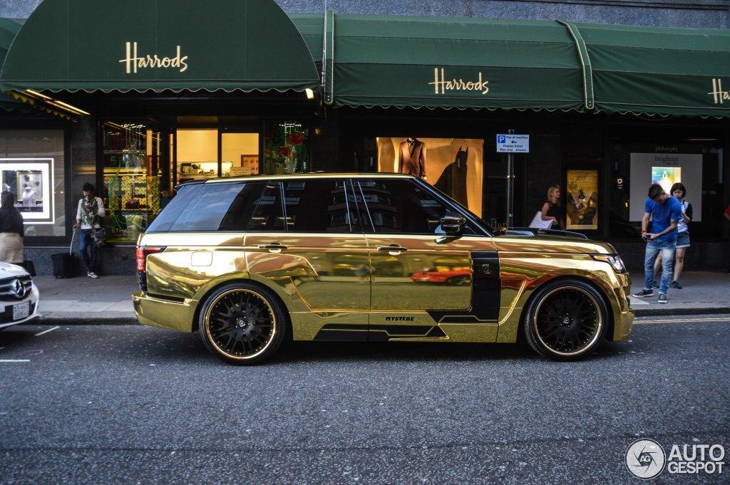 Land Rover Hamann Range Rover Myst 232 Re 1 August 2014