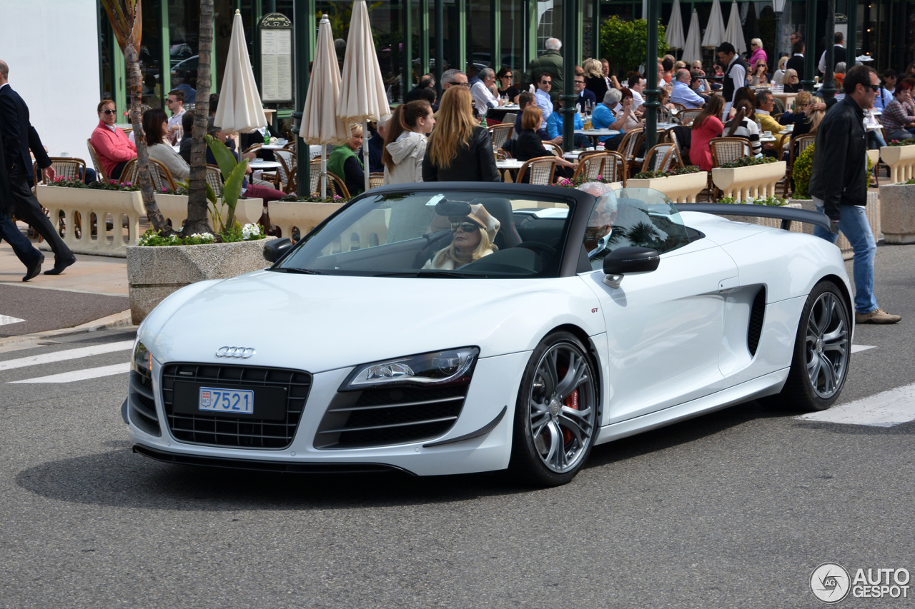 audi r8 gt spyder 2 august 2014 autogespot. Black Bedroom Furniture Sets. Home Design Ideas