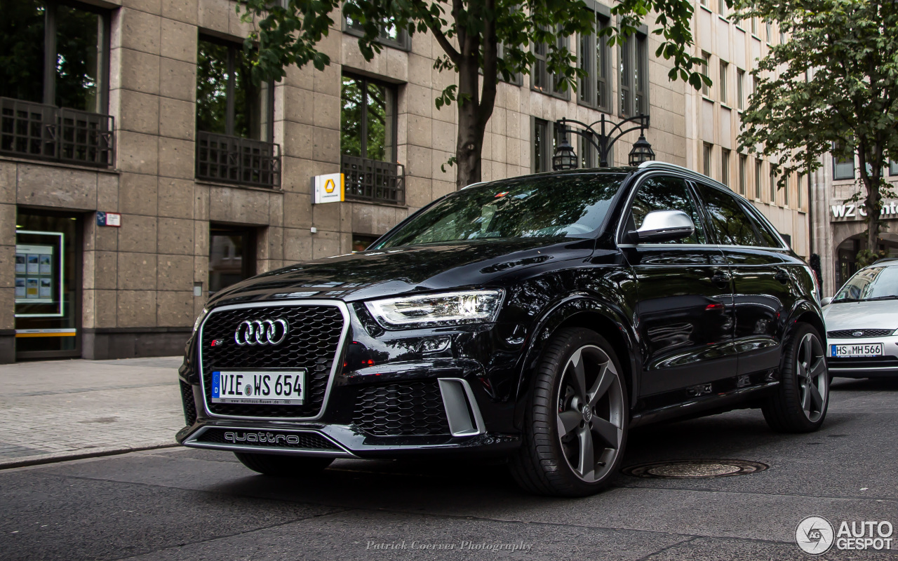 Audi Rs Q3 2 August 2014 Autogespot