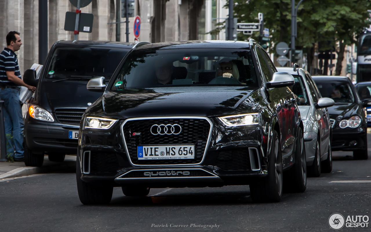 Audi Rs Q3 2 August 2014 Autogespot