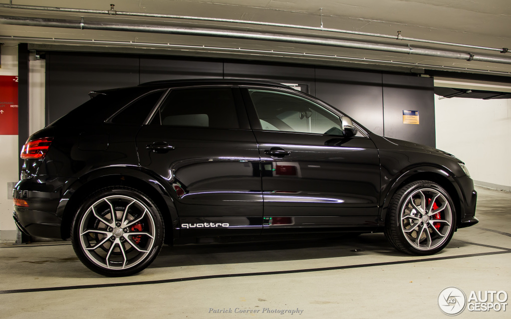 audi rs q3 2 august 2014 autogespot. Black Bedroom Furniture Sets. Home Design Ideas