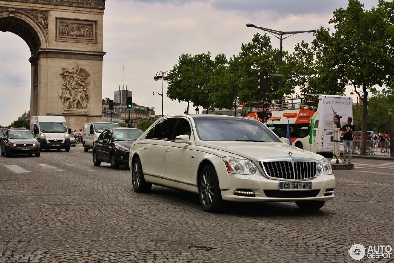 Maybach 62 S Landaulet 2011 2 August 2014 Autogespot