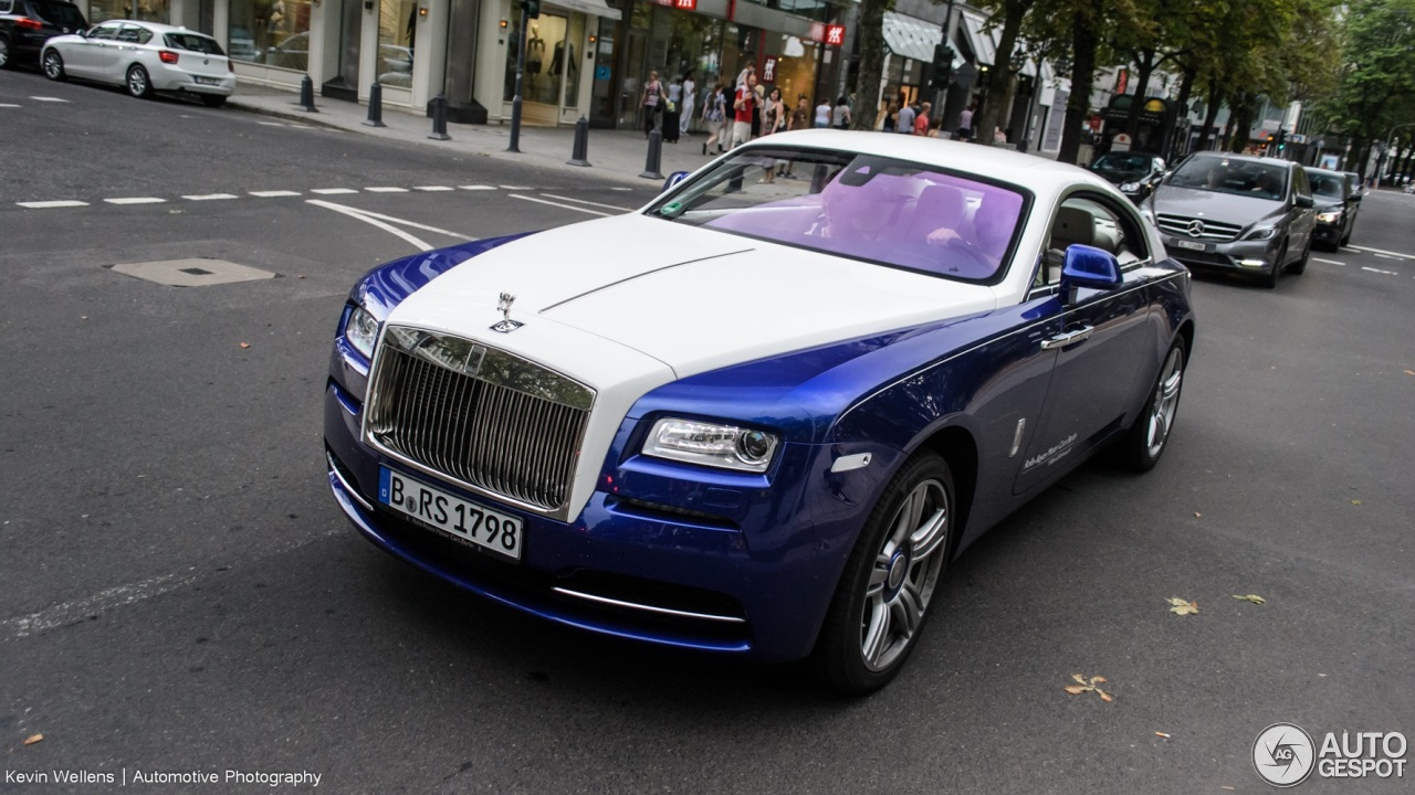 Rolls Royce Wraith Review >> Rolls Royce Wraith Blue And White | www.pixshark.com - Images Galleries With A Bite!