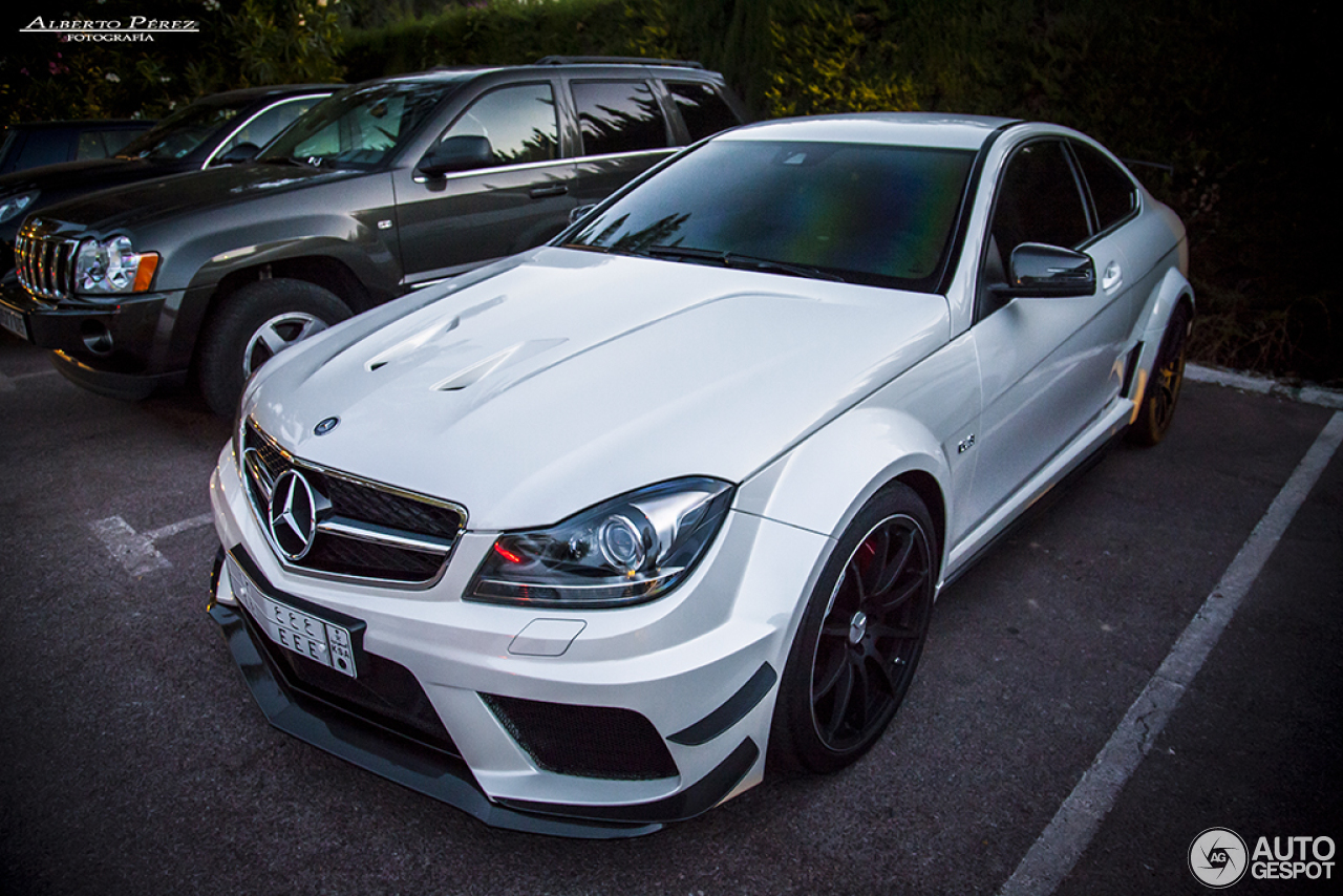 Mercedes benz c 63 amg coup black series 3 august 2014 for Mercedes benz c63 amg black series for sale
