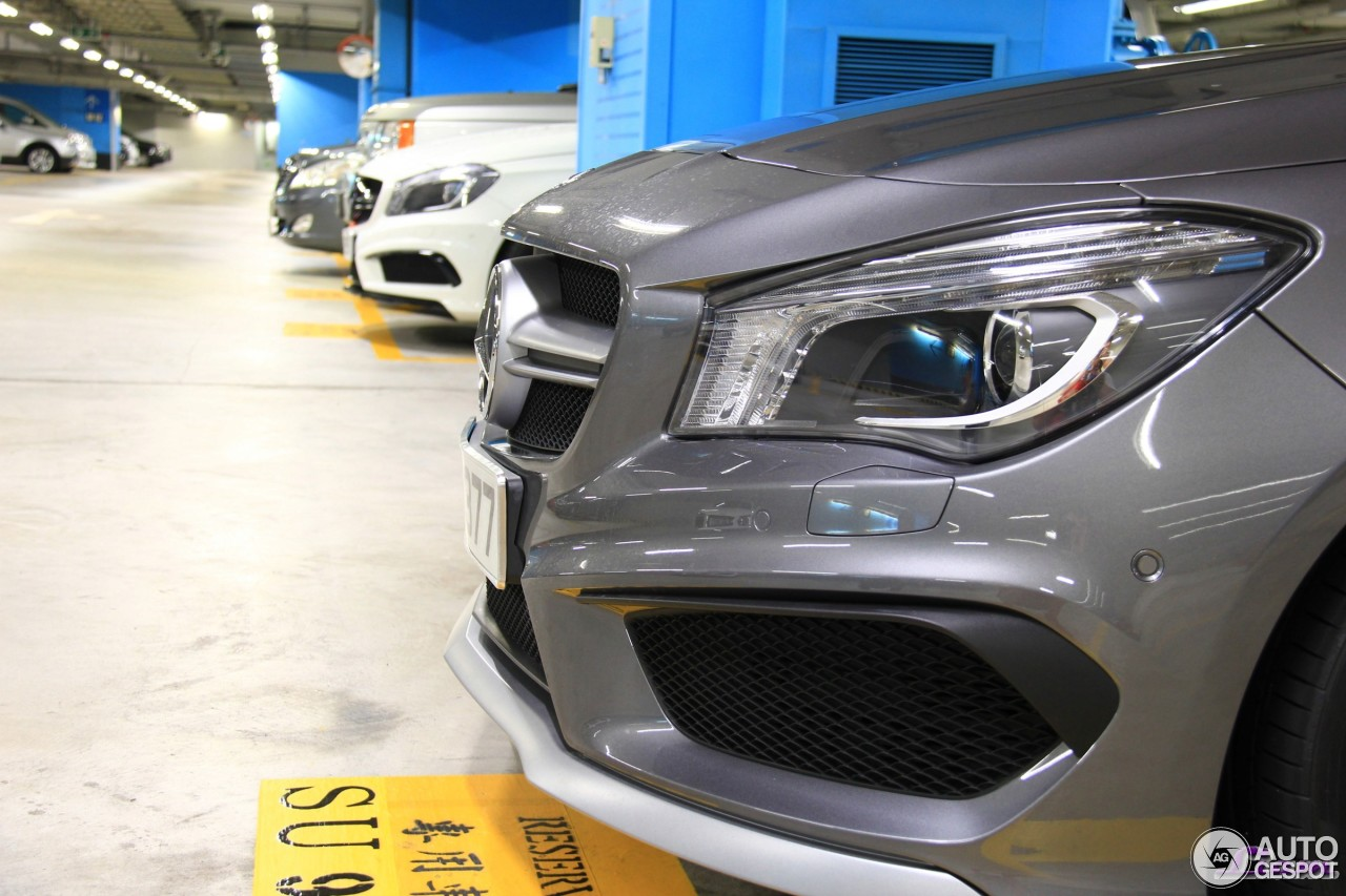 Mercedes Benz Cla Hong Kong