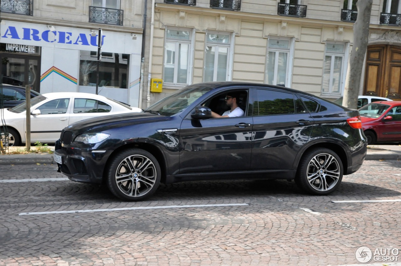 Bmw X6 M 5 August 2014 Autogespot