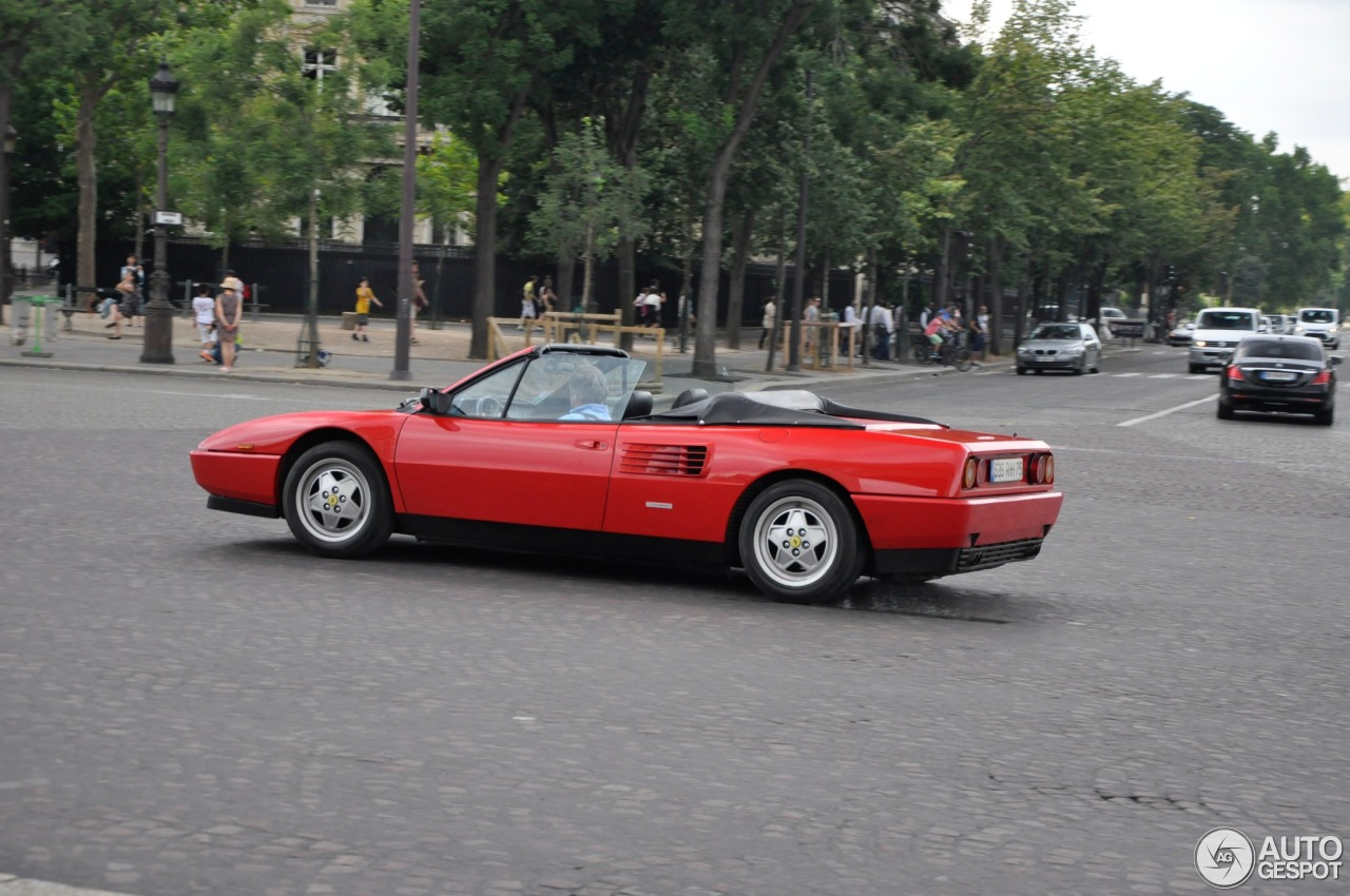 ferrari mondial t cabriolet 5 augustus 2014 autogespot. Black Bedroom Furniture Sets. Home Design Ideas