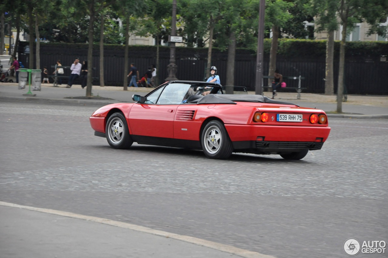 ferrari mondial t cabriolet 5 agosto 2014 autogespot. Black Bedroom Furniture Sets. Home Design Ideas