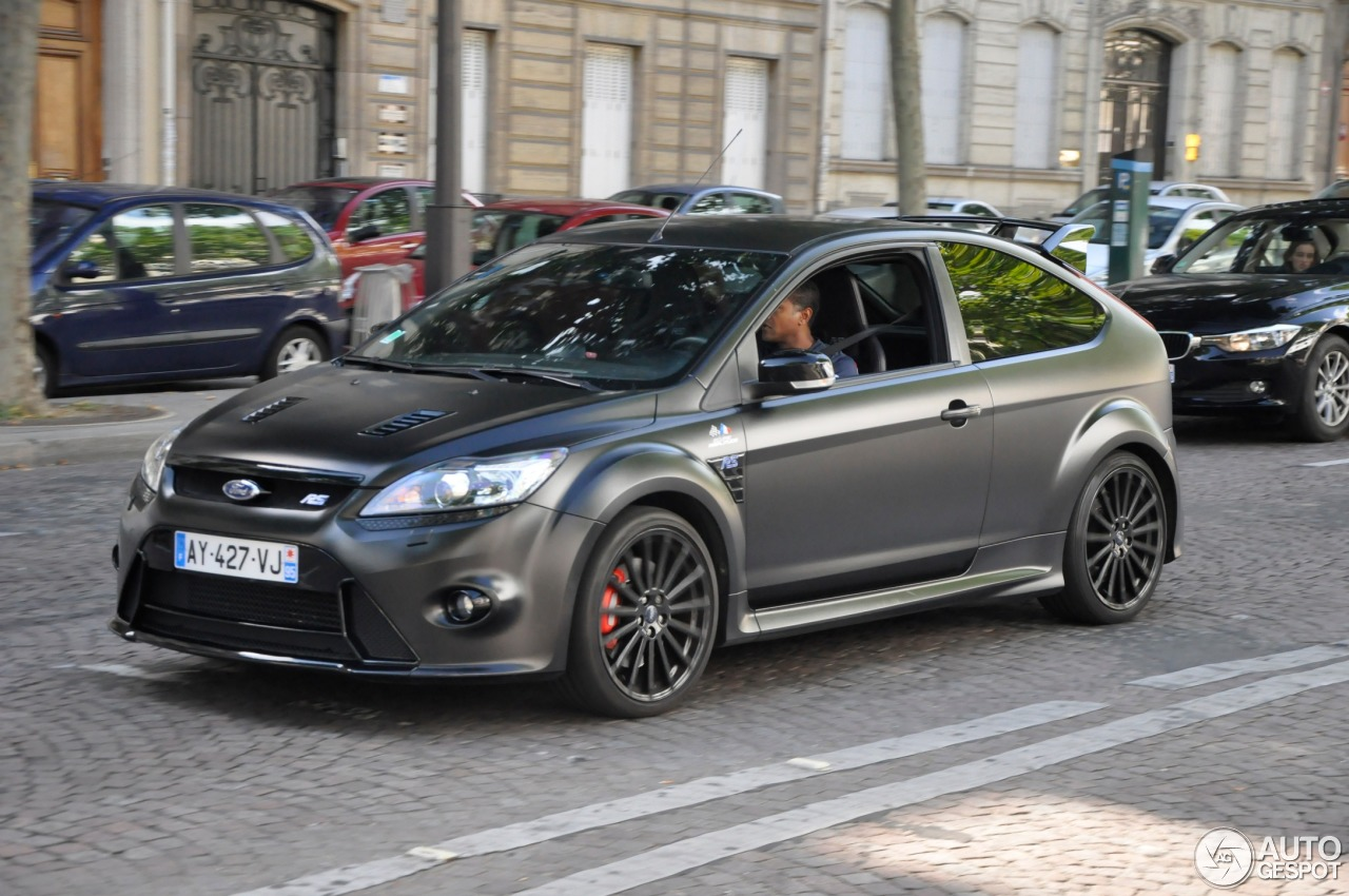 ford focus rs 500 5 august 2014 autogespot. Black Bedroom Furniture Sets. Home Design Ideas