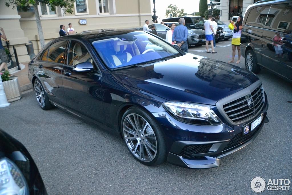 Mercedes Benz Brabus 850 6 0 Biturbo W222 5 August 2014