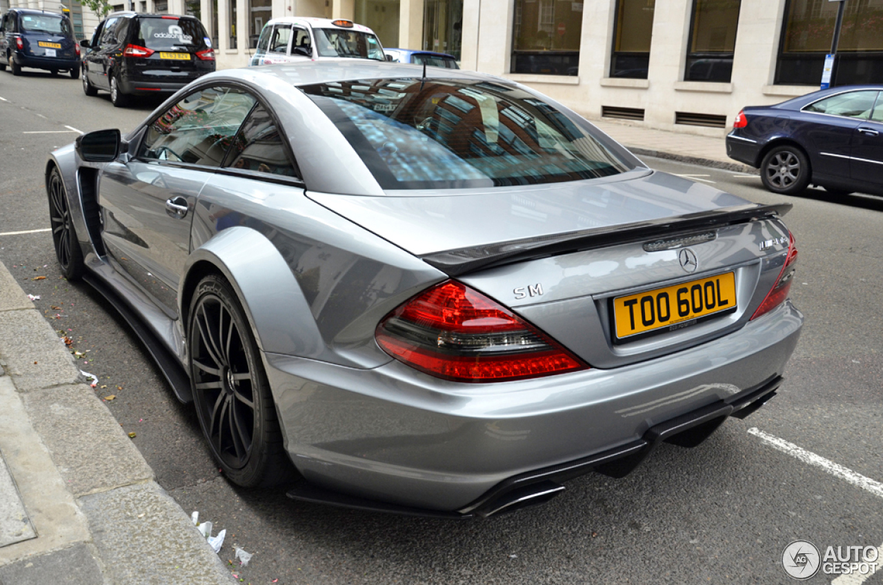 Mercedes benz sl 65 amg black series 6 august 2014 for Mercedes benz sl65 amg black series price